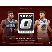 2020/21 Panini Donruss Optic Basketball Fast Break 20 Box Case