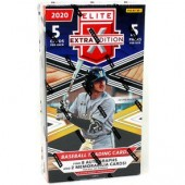 2020 Panini Elite Extra Edition Baseball Hobby 20 Box Case
