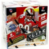 2020 Panini Donruss Elite Football Hobby Box