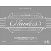 2020 Panini Flawless Football Hobby 2 Box Case