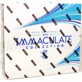 2020 Panini Immaculate Baseball Hobby 8 Box Case