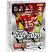 2020 Panini Mosaic Football Blaster Box
