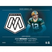 2020 Panini Mosaic Choice Football Box