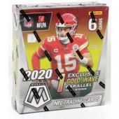 2020 Panini Mosaic Football Tmall Edition Box