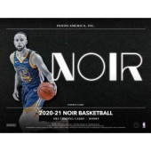 2020/21 Panini Noir Basketball Hobby Box