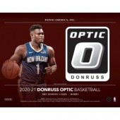 2020/21 Panini Donruss Optic Basketball Hobby Box