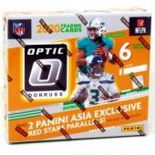 2020 Panini Donruss Optic Football Tmall Edition 20 Box Case