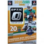 2020 Panini Donruss Optic Football Hanger Pack Box