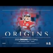 2020 Panini Origins Football Hobby 16 Box Case