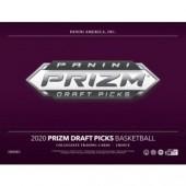 2020/21 Panini Prizm Draft Picks Collegiate Basketball Choice Box