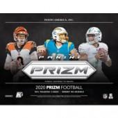 2020 Panini Prizm Football No Huddle 20 Box Case