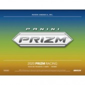 2020 Panini Prizm Racing Hobby 12 Box Case