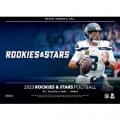 2020 Panini Rookies & Stars Football Hobby 14 Box Case
