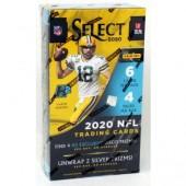 2020 Panini Select Football H2 Box