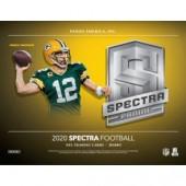 2020 Panini Spectra Football Hobby Box