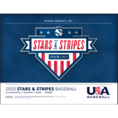 2020 Panini Stars and Stripes Baseball Hobby 20 Box Case