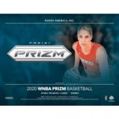 2020 Panini Prizm WNBA Basketball Hobby 12 Box Case