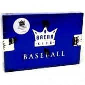 2021 Break King Premium Edition Baseball 3 Box Case