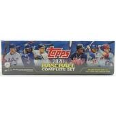 2020 Topps Baseball Factory Set Retail Version
