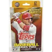 2020 Topps Series 2 Baseball Hanger Box