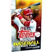 2020 Topps Series 2 Baseball Hobby 12 Box Case