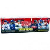 2020 Topps Complete Baseball Factory Set - Hobby 12 Set Case