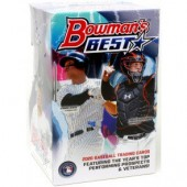 2020 Bowman's Best Baseball Hobby 8 Box Case