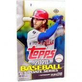 2020 Topps Update Series Baseball Hobby 12 Box Case