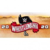 2020 Topps WWE Road To Wrestlemania Hobby 8 Box Case