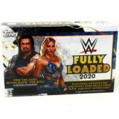 2020 Topps WWE Fully Loaded Wrestling Hobby Box