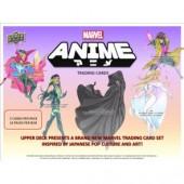 2020 Upper Deck Marvel Anime 8 Box Case