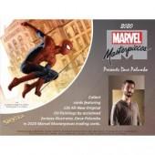 2020 Upper Deck Marvel Masterpieces 12 Box Case