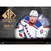 2020/21 Upper Deck SP Authentic Hockey Hobby Box