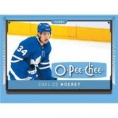 2021/22 O-Pee-Chee Hockey Hobby 16 Box Case