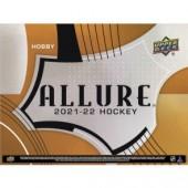 2021/22 Upper Deck Allure Hockey Hobby Box