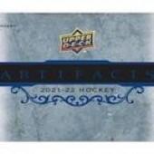 2021/22 Upper Deck Artifacts Hockey Hobby 20 Box Case