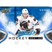 2021/22 Upper Deck MVP Hockey Hobby 20 Box Case