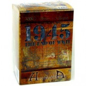 2021 Historic Autographs 1945: The End of WWII Blaster 50 Box Case