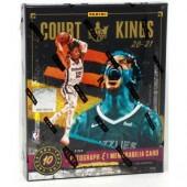 2020/21 Panini Court Kings Basketball Hobby 16 Box Case