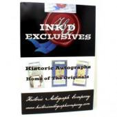 2021 Historic Autographs Ink'd Threads Jersey 16 Box Case