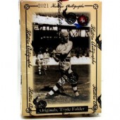 2021 Historic Autographs Originals Triple Folders Baseball 8 Box Case