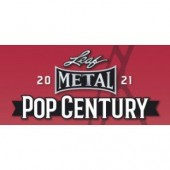 2021 Leaf Metal Pop Century Box