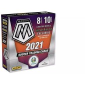 2020/21 Panini Mosaic UEFA Euro 2020 Soccer Mega Box