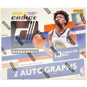 2020/21 Panini Donruss Choice Basketball Box
