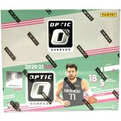 2020/21 Panini Donruss Optic Fast Break Basketball Box