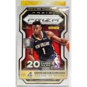 2020/21 Panini Prizm Basketball Hanger Box
