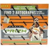 2021 Panini Prizm WNBA Basketball Hobby 12 Box Case