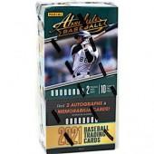 2021 Panini Absolute Baseball Hobby 10 Box Case