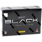 2021 Panini Black Football Hobby Box