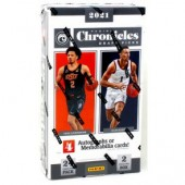 2021/22 Panini Chronicles Draft Picks Basketball Hobby 16 Box Case